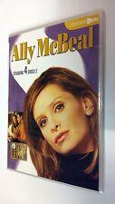 Ally McBeal serie televisiva stagione 4 vol. 2 DVD 4 episodi dura 180 minuti
