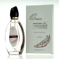 Q Perfumes version of CAN CAN by Paris Hilton Women's Perfume 3.4 oz New In Box