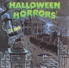 Halloween Horrors CD Eerie Sounds of Halloween & Other Useful Effects