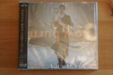 Rare David Bowie Slowburn CD Sony Japan Case OBI Sealed 5 Tracks SICP162