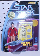 Playmates Toys Lt. Commander Jadzia Dax Action Figure