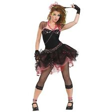 80's Diva Costume Halloween Junior Fancy Dress