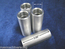 Universal Fuel Injector Boss Bungs Holders Cups Qty (4) RMR-027