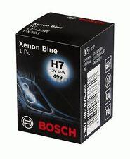 P 2 x BOSCH 1987302071 H7 12V/55W XENON BLUE  Halogen Lampe  PX26d