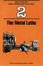 The Metal Lathe David Gingery Casting Foundry Shop Build Scratch Mill Patterns