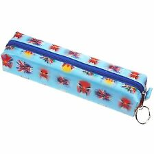 Chinese Mask Pencil Case Lenticular Zoom Pattern-Change #R-218-GLOBO#