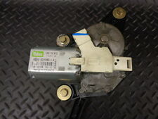 2003 RENAULT GRAND ESPACE 2.2 DCI 5DR REAR WIPER MOTOR 8200031083-A