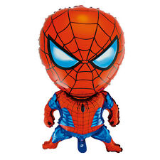 Spider Man Helium Foil Balloons Cartoon Wedding Birthday Party Gift