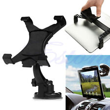 360°Car Windshield Suction Bracket Holder Cup Mount Stand for 7 inch Tablet PC