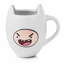 Adventure Time - Finn Sculpted Ceramic Mug - *BRAND NEW*