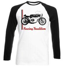 HONDA 250 GP 1966 ispirato-NUOVO Amazing Graphic Maglietta S-M-L-XL-XXL