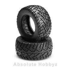 JConcepts G-Locs Short Course Tires (Yellow) (2) - JCO3074-00