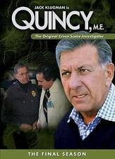Quincy, M.E.: The Final Season NTSC, Full Screen, Multiple Form