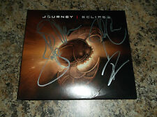 JOURNEY ECLIPSE CD SIGNED ARNEL PINEDA ROSS VALORY NEAL SCHON JONATHAN CAIN