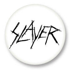 Pin Button Badge Ø38mm Slayer Big Four Thrash Metal