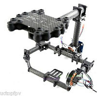 Brushless Camera Gimbal for DSLR Canon 60D Nikon D3100 and similar size