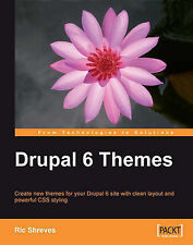 Drupal 6 Themes,GOOD Book