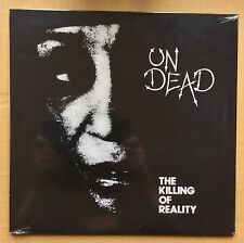 UNDEAD - THE KILLING OF REALITY (BRAND NEW & SEALED VINYL LP) - RRS41