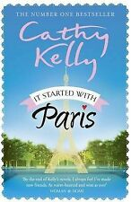 Kelly, Cathy It Started With Paris Very Good Book