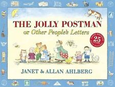The Jolly Postman or Other People's Letters by Allan & Janet Ahlberg