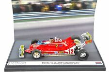 FERRARI 312 T4 GILLES VILLENEUVE DUTCH GP ZANDVOORT 1979 500 LE 1:43 BRUMM AS59