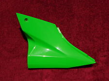 LEFT SIDE TANK / FRAME COVER 06-07 ZX10 Ninja ZX10R * OEM body panel GREEN