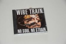 Wire Train No Soul No Strain MCA MCD10604  CD RARE