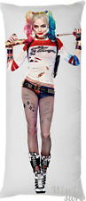 Harley Quinn Margot Robbie Sexy Hot Body Suicide Squad Dakimakura Pillow case