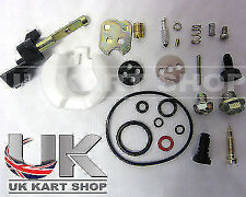 Honda GX160 Replacement Full Carburettor Repair Kit Carb UK KART STORE
