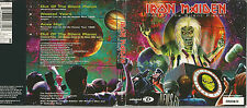 "IRON MAIDEN ""Out of the Silent Planet"" Limited  Digipack  Maxi CD 2000 + Poster"