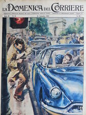 Domenica Del Corriere n°39 1958 Anna Magnani Giulietta Masina Juventus  [D23]