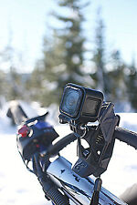 Dango Gopro Motorcycle Gripper Clip Mount Holder Go Pro