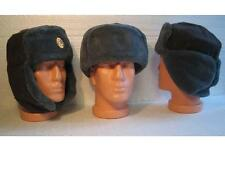 62 Size NEW Soviet ( Russian,, USSR ) Military Winter Hat made in 1980's-1991.