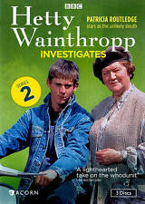 Hetty Wainthropp Investigates, Series 2 (reissue) Color, NTSC, Multiple Formats,
