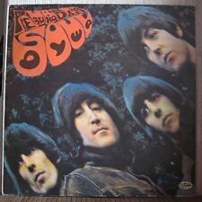 THE BEATLES - RUBBER SOUL !!! EXTRA RARE!!! RUSSIAN PRESS!!!