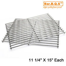 Weber BBQ Replacement Stainless Steel Cooking Grill Grid Grate 7521 7523 9855