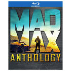MAD MAX ANTHOLOGY 4 FILM COLLECTION BLU-RAY DISC REGION-FREE BRAND NEW SEALED