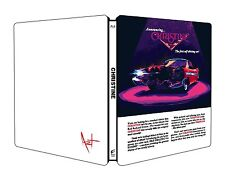 JOHN CARPENTER'S Christine (Blu-ray, U.S. EXCLUSIVE LIMITED STEELBOOK EDITION)