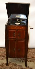 Antique Golden Melody Gramophone | Working - FREE P&P [PL2042]