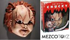 Maschera Chucky La Bambola Assassina Bride of Chucky Mask Adult size 1:1 Mezco