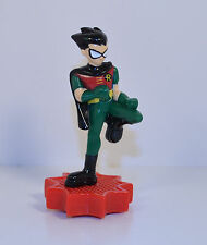 "2005 Robin 3.75"" Teen Titans Go Animated Bandai Action Figure Dc Comics"