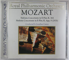 Mozart: Sinfonia Concertant (CD, Sep-1998, Compendia Music Group)