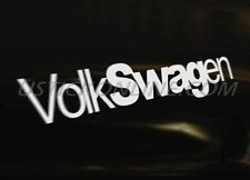 VOLK SWAG EN Car Decal Sticker Euro VAG Golf Polo Beetle Bug Camper DUB