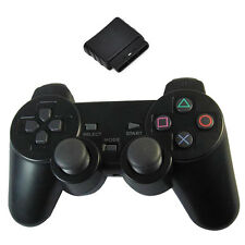 JOYSTICK PS2 WIRELESS SENZA FILI COMPATIBILE joypad controller