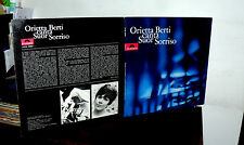 ORIETTA BERTI CANTA SUOR SORRISO I° LP FIRST  MADE IN  ITALY  ANNO 1970  G.C.