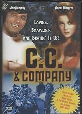 C.C. & Company Joe Namath Anne-Margret C.C. Ryder Motorcycle NEW DVD