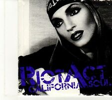 (EU164) Riot Act, California Soul - DJ CD