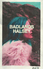 Halsey BADLANDS Debut Album NEW SEALED Blue Colored Cassette Tape