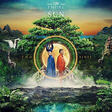 Two Vines - Empire of the Sun (CD, 2016, Astralwerks) - FREE SHIPPING