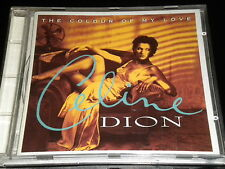 Celine Dion - The Colour Of My Love - CD Album - 15 Tracks - 1993